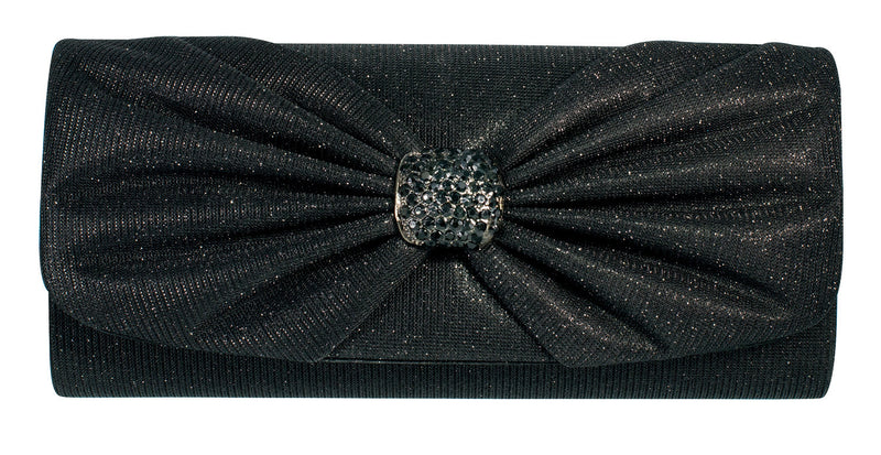 Savile Evening Bag - Black