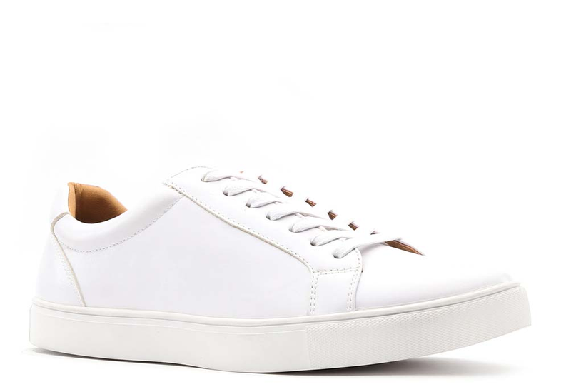 Jaxson JX-S2011 White Men Lace up Sneaker