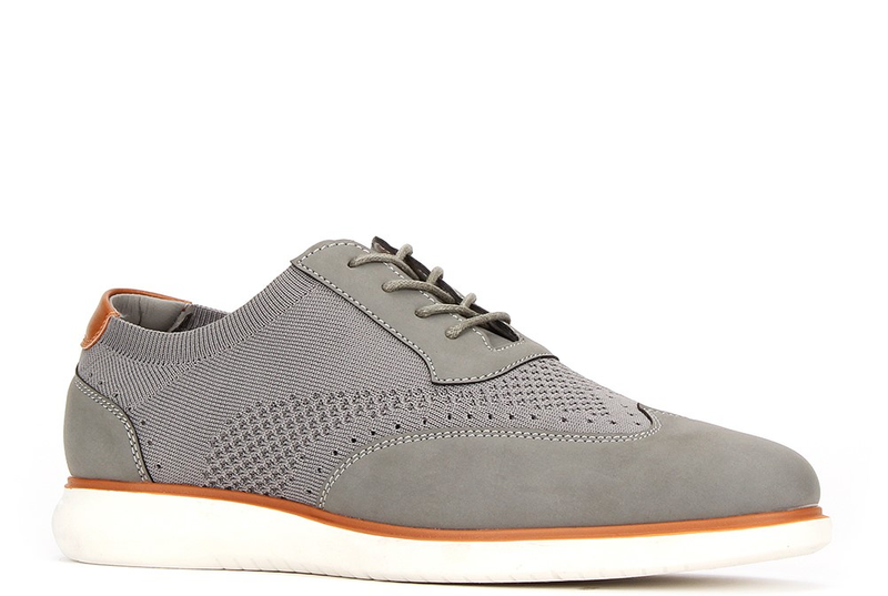 Jaxson Jx-C1909 Grey Men's Lace Up Sneaker