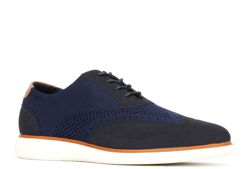 Jaxson Jx-C1909 Navy Men's Lace Up Sneaker