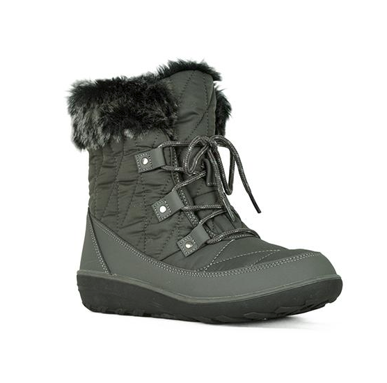Refresh Hike-02 Grey Ankle Snow Boot