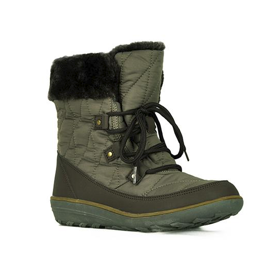 Refresh Hike-02 Olive Ankle Snow Boot