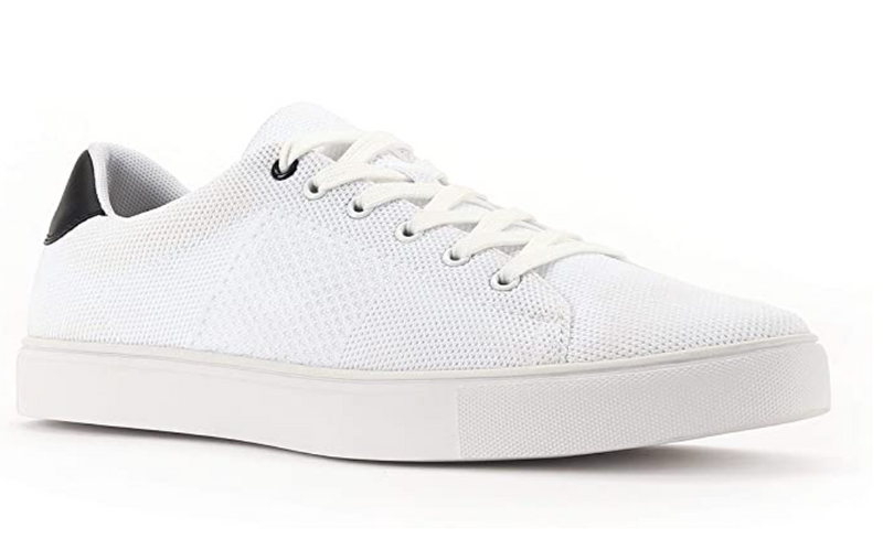JXSN 2015 White Men's Classic Sneakers Casual