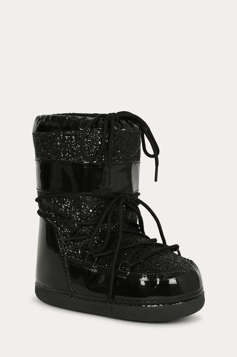Cape Robbin Mb-11 Black  Sparkly Moon Boots