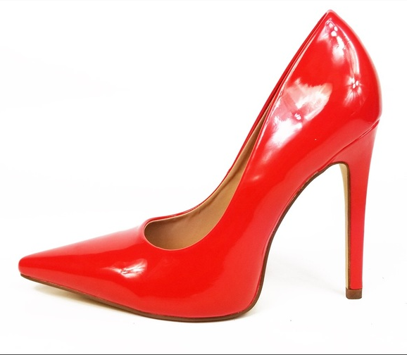 Red Cherry Red Milly-3 Pump