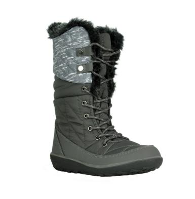 Refresh Hike-01 Grey Knee HIgh Snow Boot