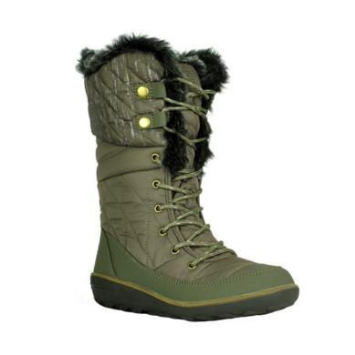 Refresh Hike-01 Olive Knee High Snow Boot