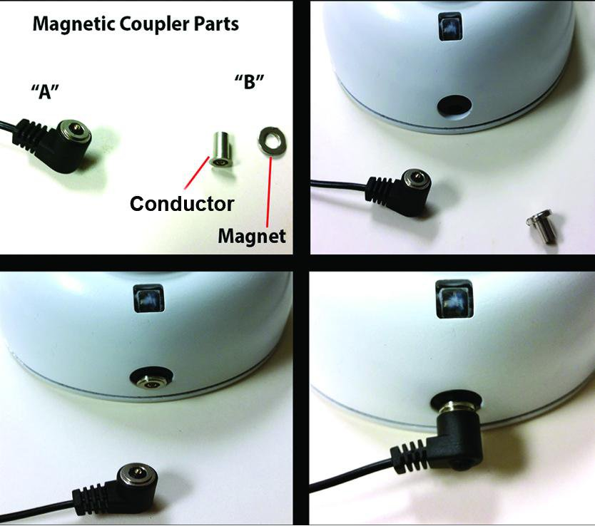 ML-EZ Magnetic Coupler Parts