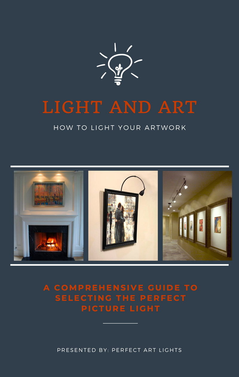 LIGHT AND ART -  A comprehensive guide to selecting the perfect picture light - Perfect Art Lights