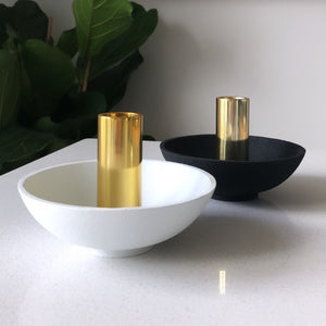 Nimble Tub Candle Holders
