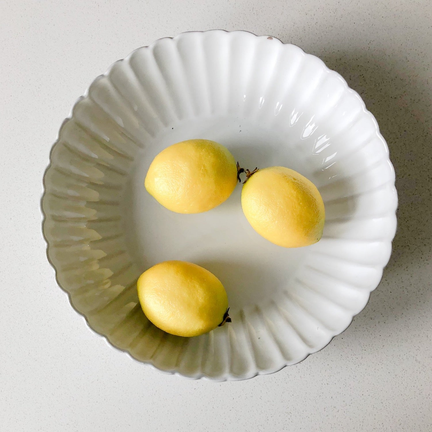 Artificial Lemons (Set of 3)