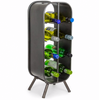 Industrial 8 Bottle Wine Rack