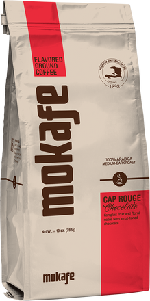 <p>Named after a mountainous region in Jacmel, Haiti, our Cap Rouge Chocolate is an aromatic medium-dark roast rich with the balance of all the sweet and bitter notes of milk chocolate. The deep red soil native to the Cap Rouge region was once used to grow Haiti's gourmet coffee beans when Haiti was one of the world's leading coffee producers. Every cup of our Cap Rouge Chocolate recalls the unique hints of chocolate native to Haiti's rich soil and symbolizes the hope that Haiti will once more become the leading producer of premium coffees in the world.</p>