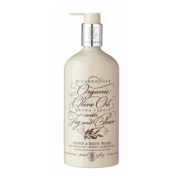 Hand & Body Wash - Organic Olive Oil