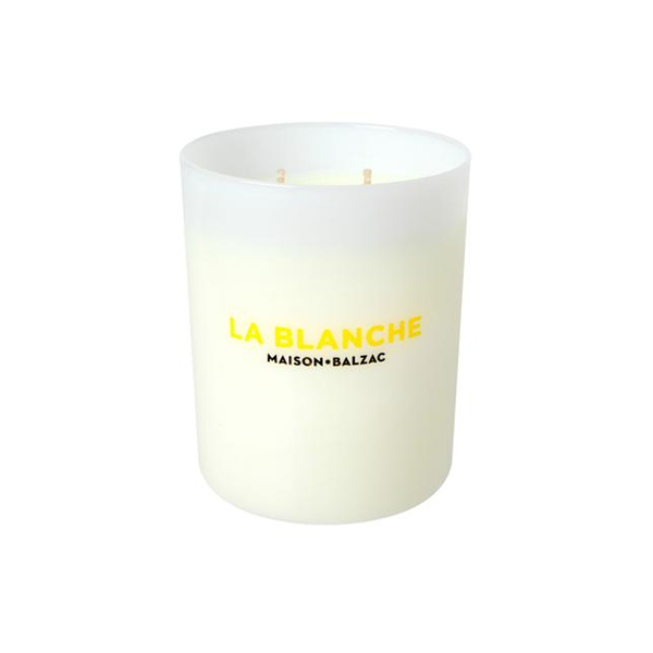 Large Candle - Blanche