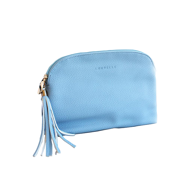 Briqitte Pouch - Powder Blue