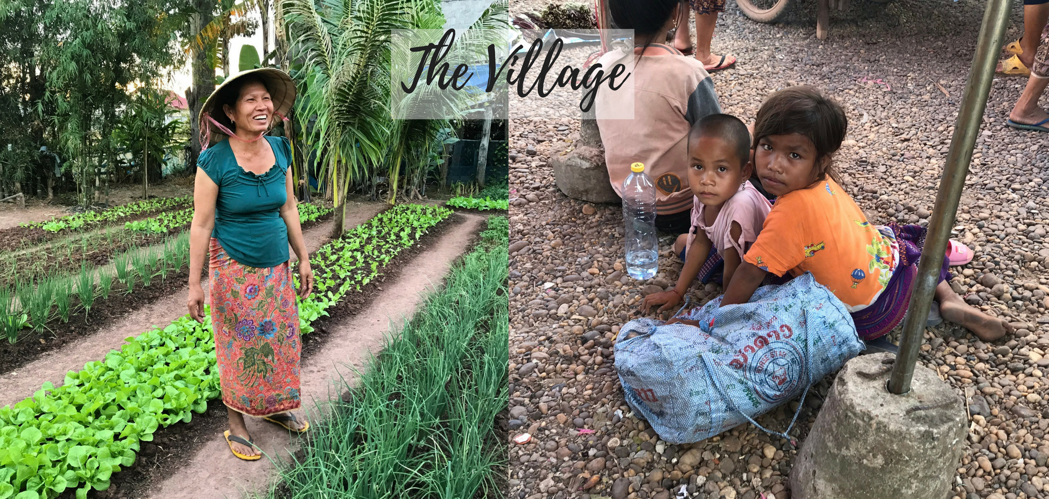 The Village and the impact of your help