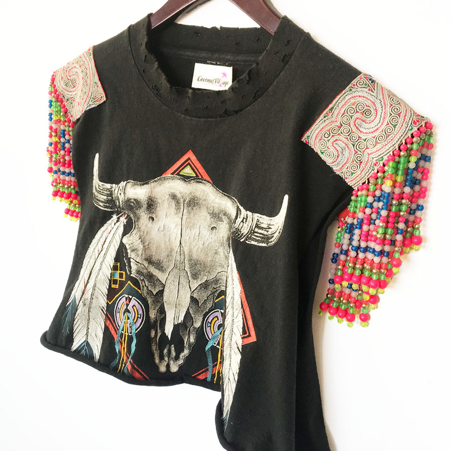 Karfan Beaded Tee