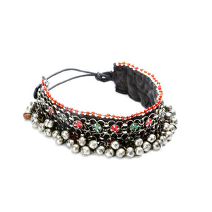 Haipai Choker with Jingle Beads and Stones