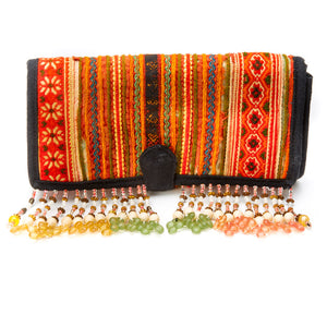 Hak Beaded Wallet