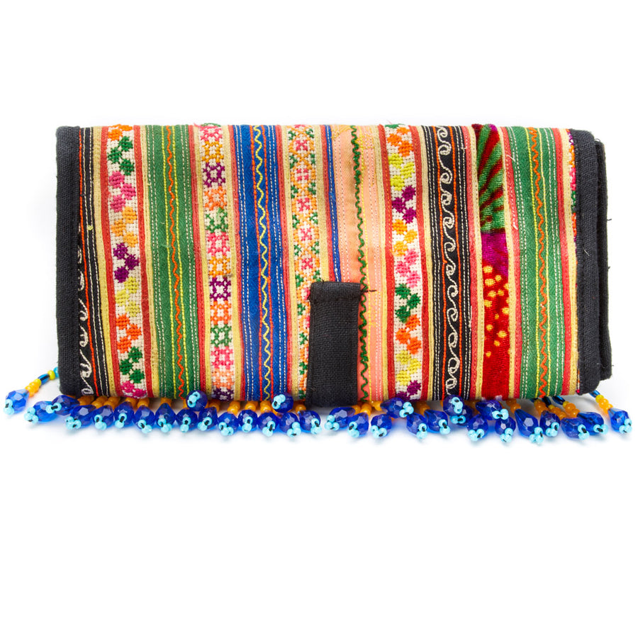 Nyim Beaded Wallet