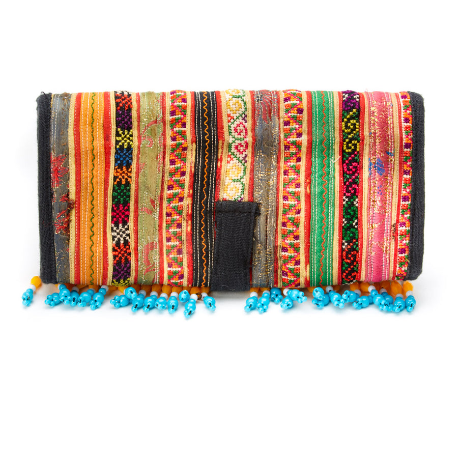 Taitong Beaded Wallet
