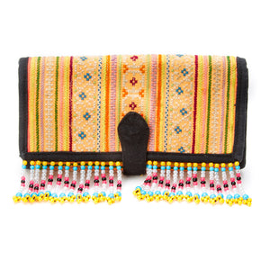 Nahak Beaded Wallet