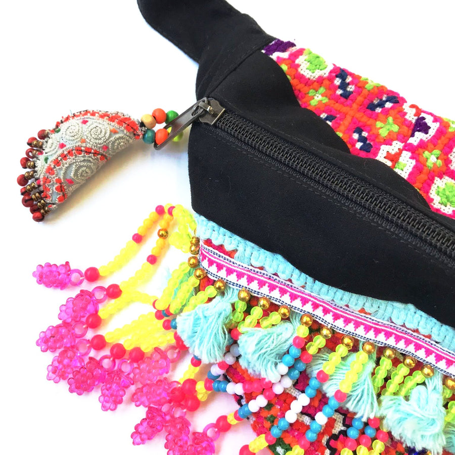 Tenra Beaded Fanny Pack