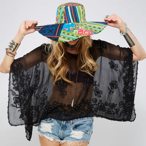 Pekelo Floppy Hat