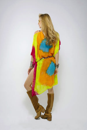 Rung Caftan Dress