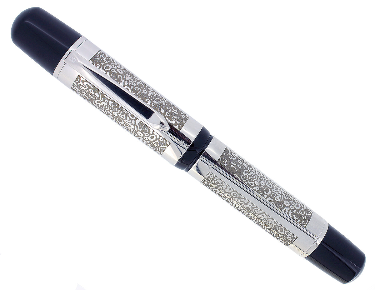 2008 BEXLEY OWNERS CLUB LIMITED EDITION 29 STERLING FOUNTAIN PEN NOS NEVER INKED OFFERED BY ANTIQUE DIGGER
