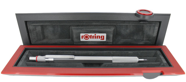 ROTRING 600 SILVER 1.0 MM DRAFTING MECHANICAL PENCIL NEW OLD STOCK MINT IN BOX OFFERED BY ANTIQUE DIGGER