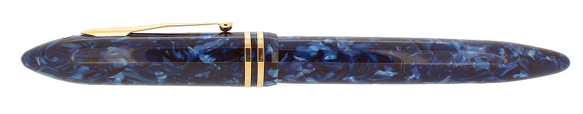SHEAFFER BALANCE II MILLENNIUM EDITION FOUNTAIN PEN NEVER INKED MINT IN BOX OFFERED BY ANTIQUE DIGGER