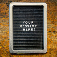 Mini Message Board