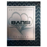 Bansi Premium Egyptian Cotton HandKerchiefs - 12 Pcs , Royal Multi Colours&Designs,Made from Compaq Combed Yarn