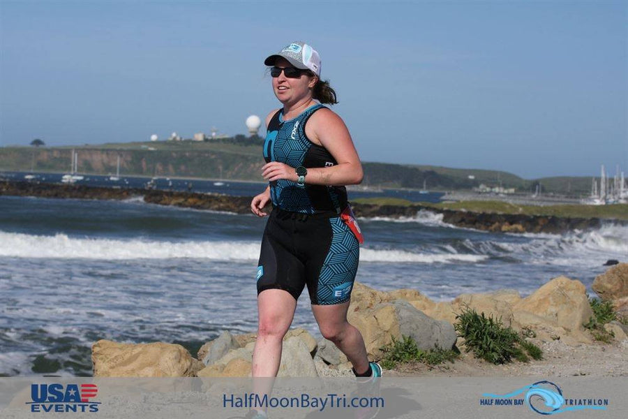 Rachel Smith - Half Moon Bay Triathlon 2017 Race Recap