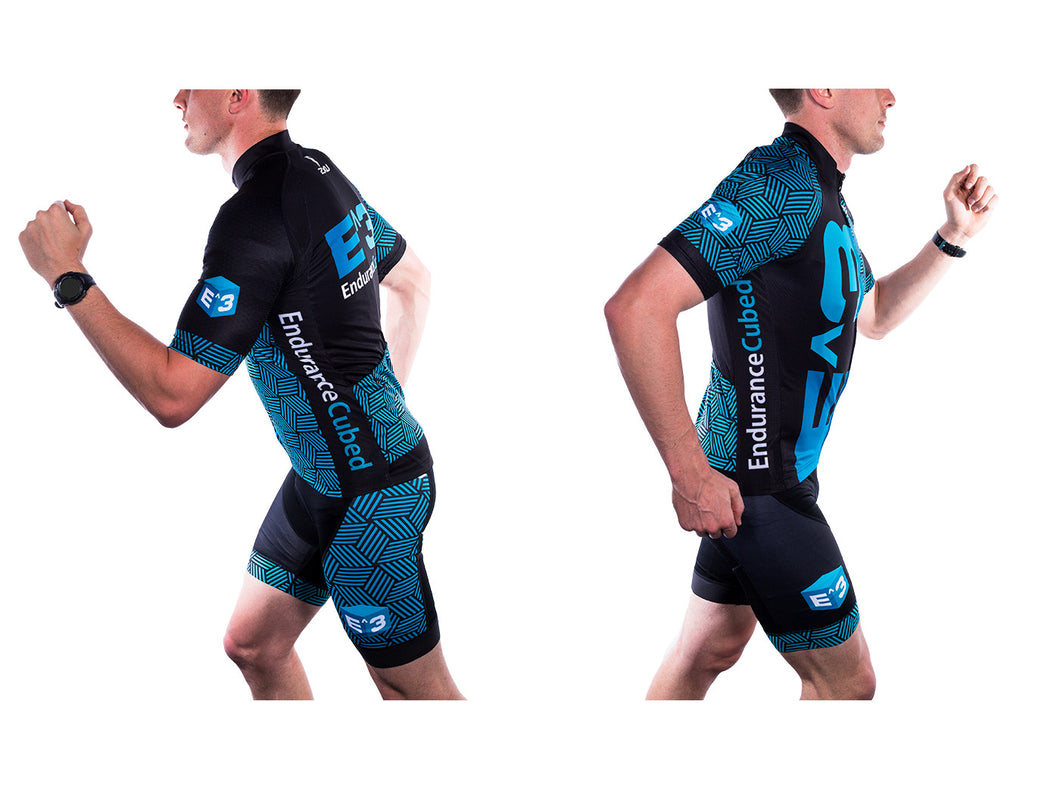 2017 Team E^3 Cycling Jersey