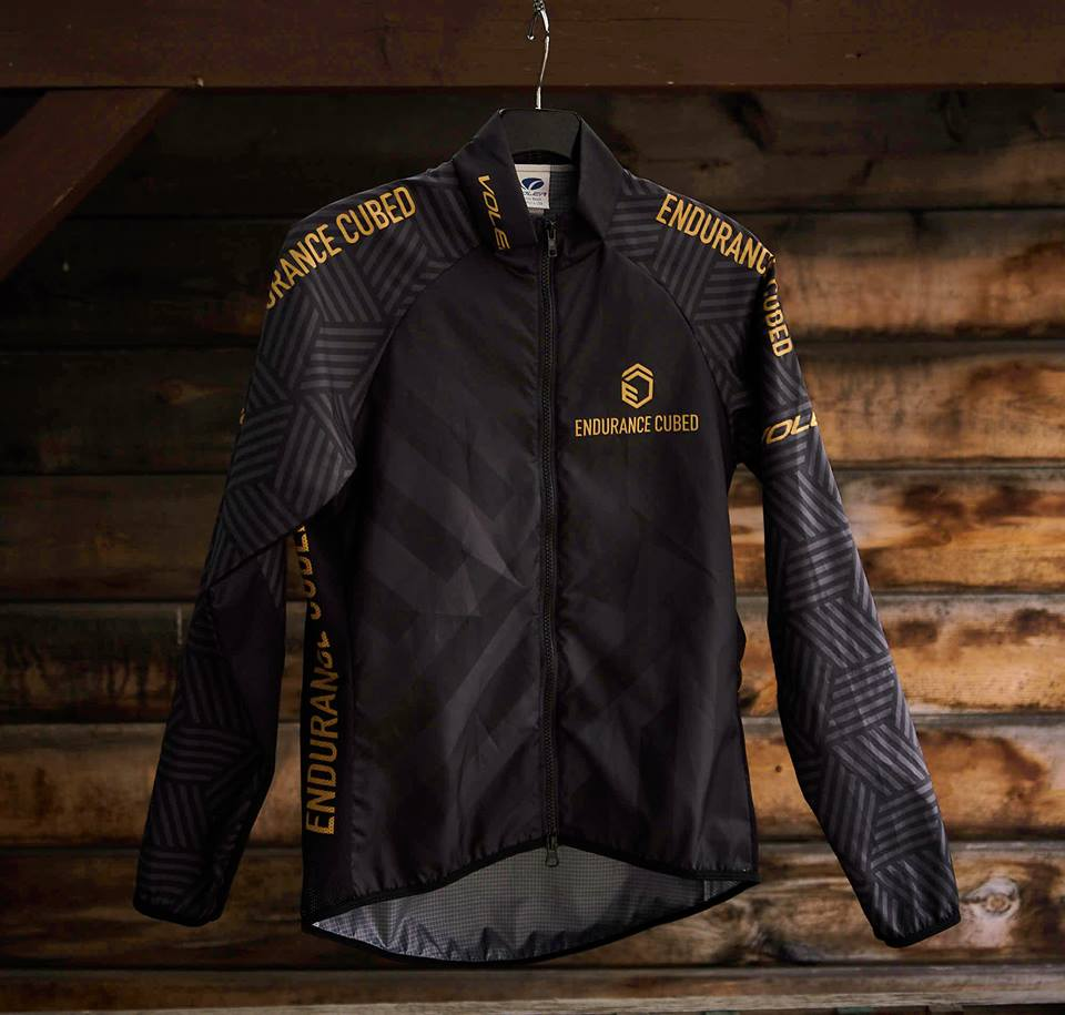 2019 Team E^3 Wind Jacket