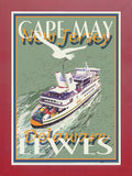 Cape May / Lewes Ferry