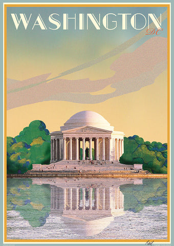Washington D.C. Jefferson Memorial