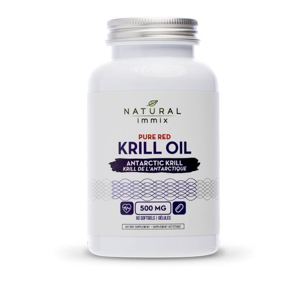 Pure Red Krill Oil