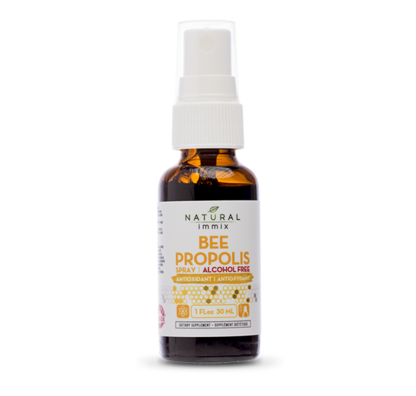 Bee Propolis Spray (Alcohol-Free)