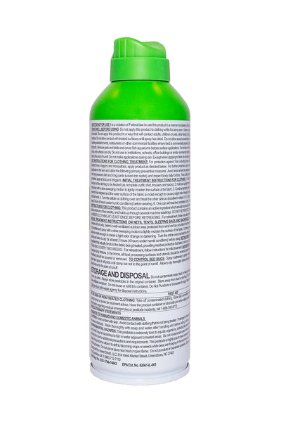 Insect Shield Spray- FREE with purchase