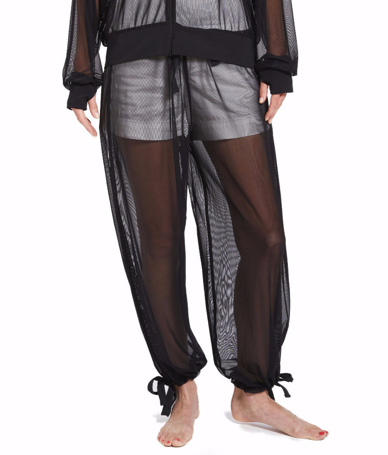 Resort Mesh Ladies Track Pant