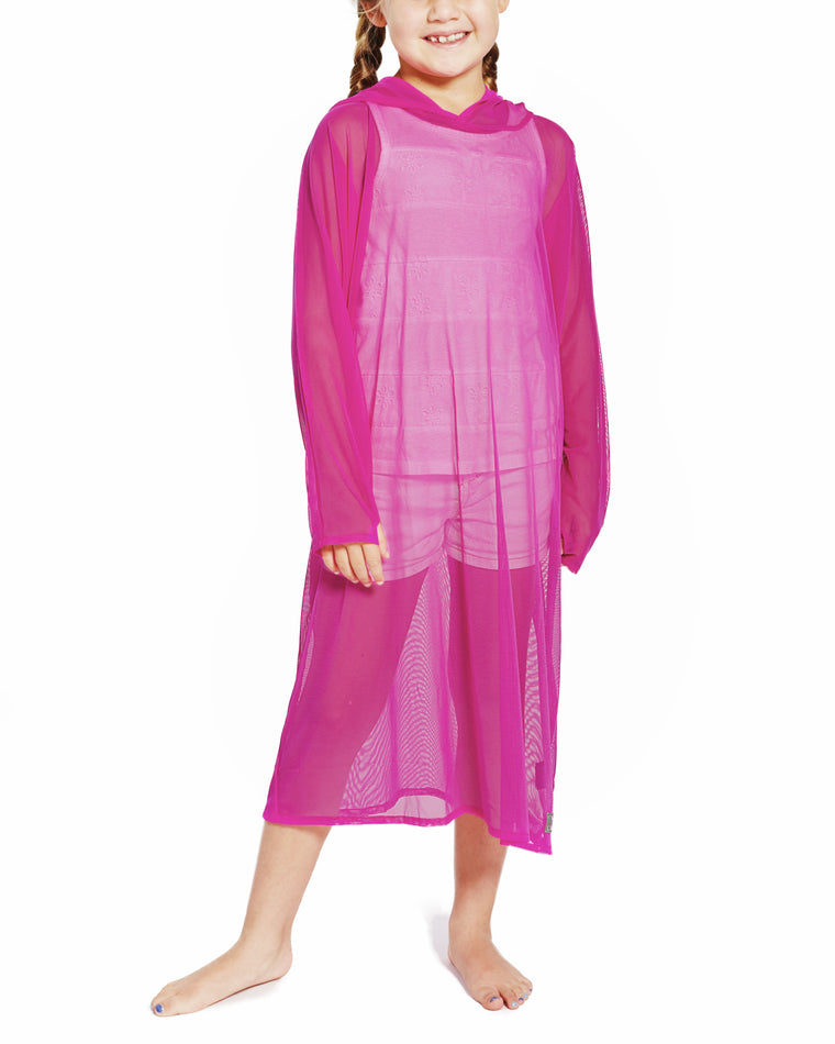 Resort Mesh Kids Cover-up