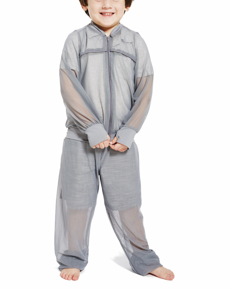 Resort Mesh Kids Tracksuit
