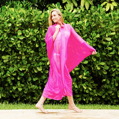LIL&TESS ladies insect repellent kaftan cover-up for maternity and non-maternity