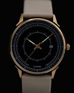 LW035-Gold.Black.Brown