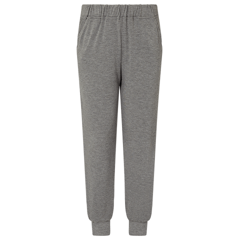 Boys Cuff Trouser - Mid Grey