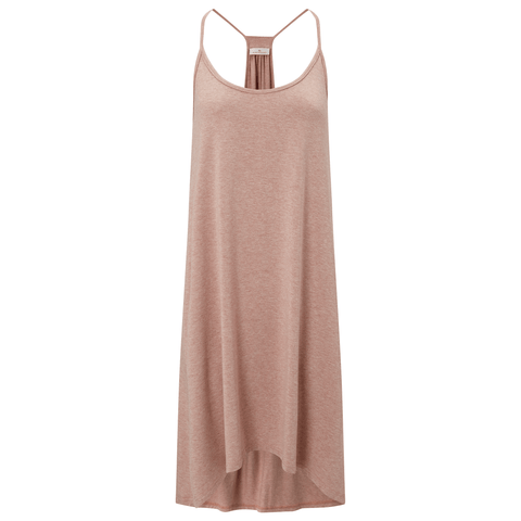 Luxurious Camisole Nightie - Pink Marl